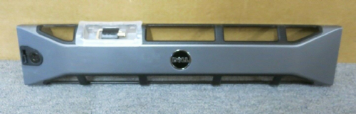 Dell MY4YD PowerEdge R520 R720 R820 Grey 2U Front Bezel Faceplate Key Included